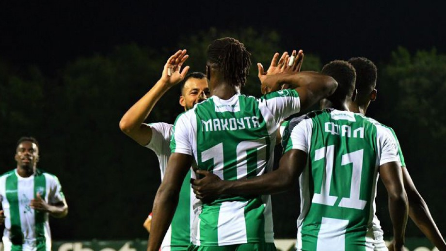 Берое по традиция мина през Славия и излезе втори в efbet Лига 1