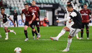 Нулево реми класира Ювентус на финала за Купата, Роналдо пропусна дузпа
