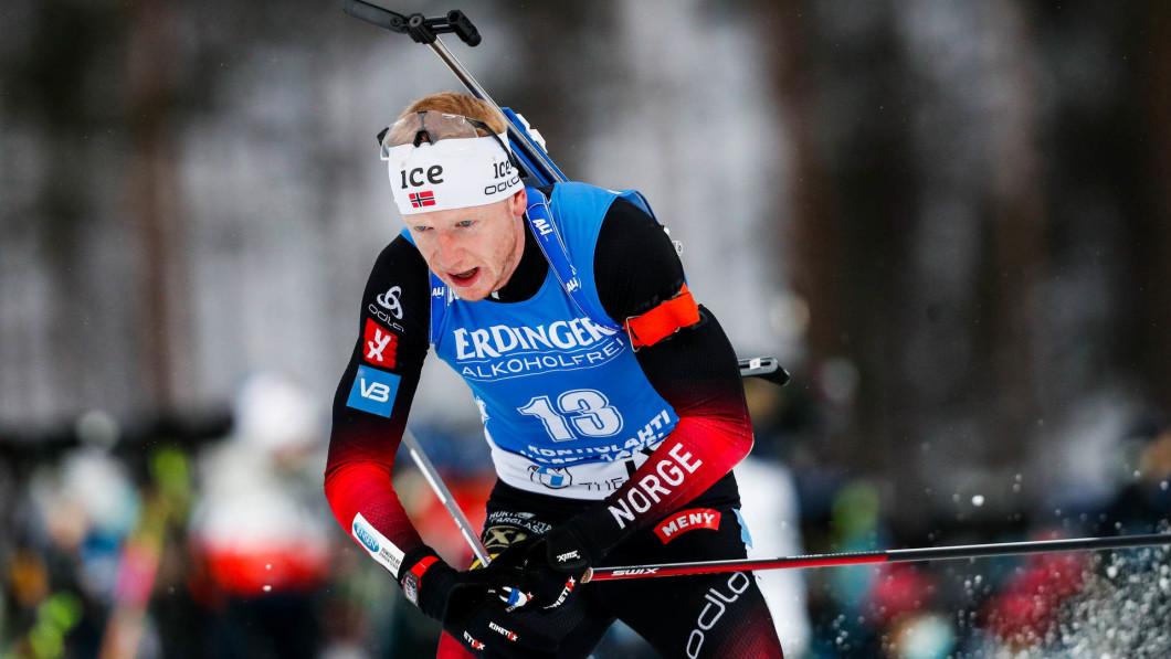 Безупречен Йоханес Тингнес Бьо отвя конкуренцията в спринта 4
