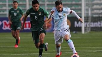 Аржентина се справи и с боливийския тест 2