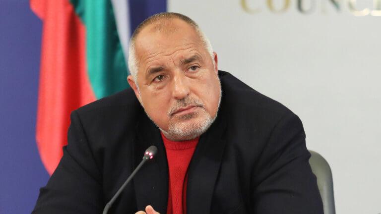 Бойко Борисов с предупреждение към феновете на финала 1