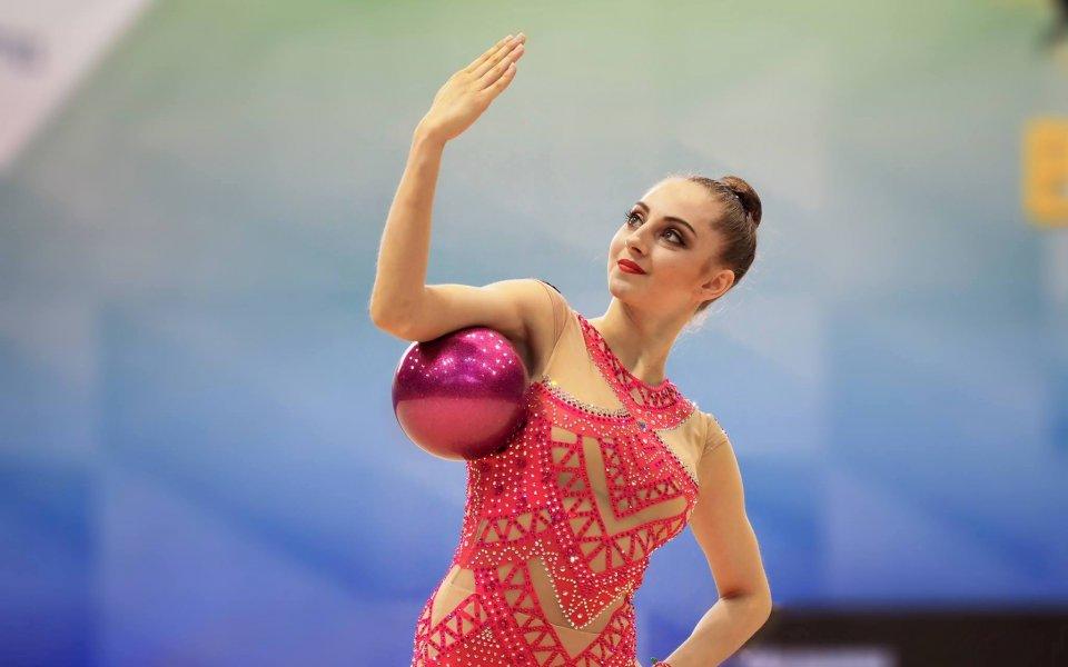 Страхотно! Златен медал за Боряна Калейн в Москва 24