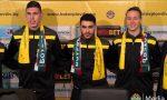 Ботев Пловдив представи тримата от Фремад Амагер 4