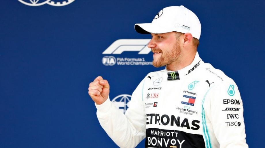 Ботас над всички в квалификацията за Гран При на Сахир 1