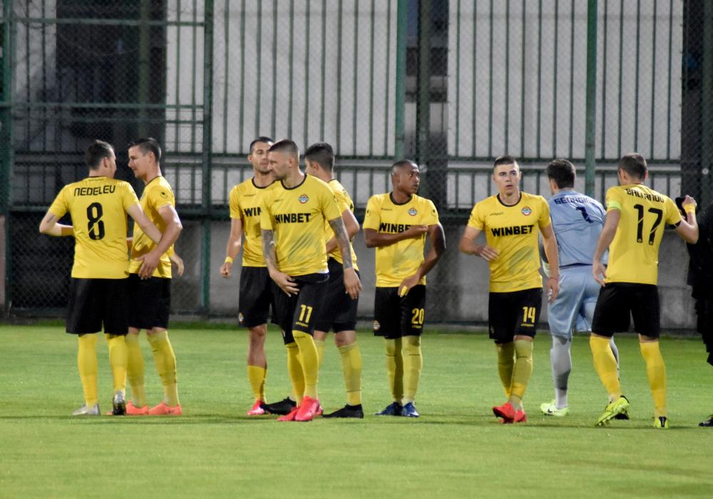 Ботев (Пловдив) обърна Дунав и финишира на първо място в своята група 1