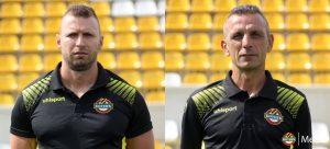 Ботев постави треньорски тандем на мястото на Спасов