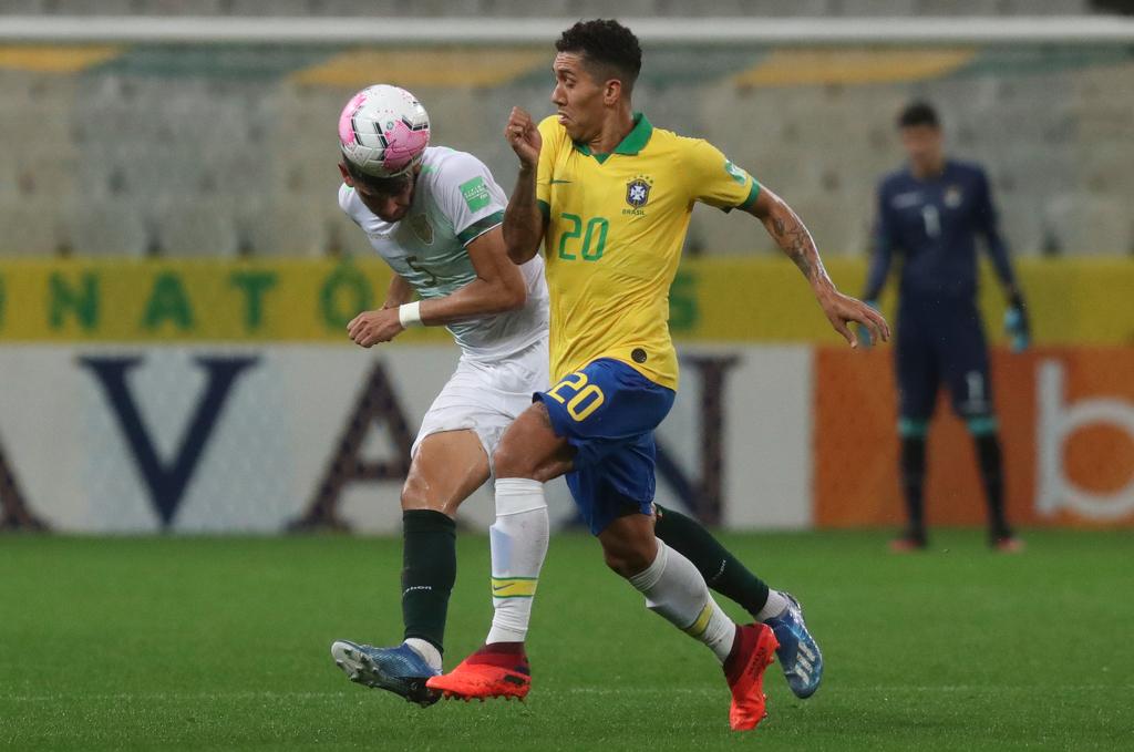 Бразилска голова фиеста на старта на квалификациите 1