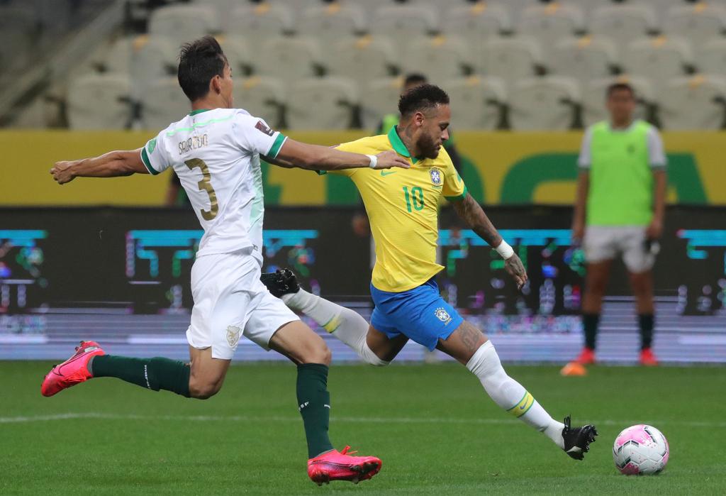Бразилска голова фиеста на старта на квалификациите 2