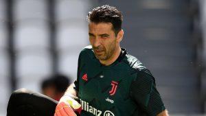 Джанлуиджи Буфон записа името си в историята на Серия А