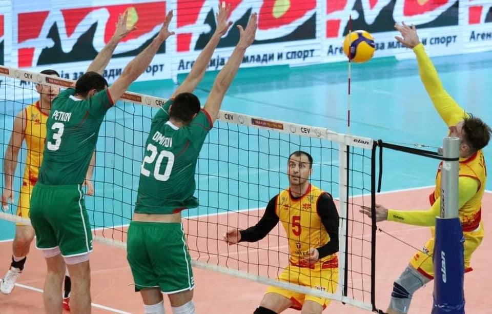 Нашите с трета поредна победа над македонците 21