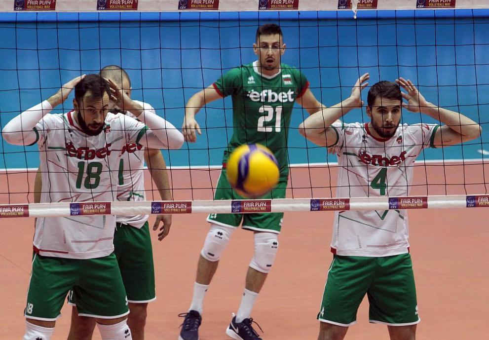 България излиза за решаващия дуел с Австрия (стартов състав) 7