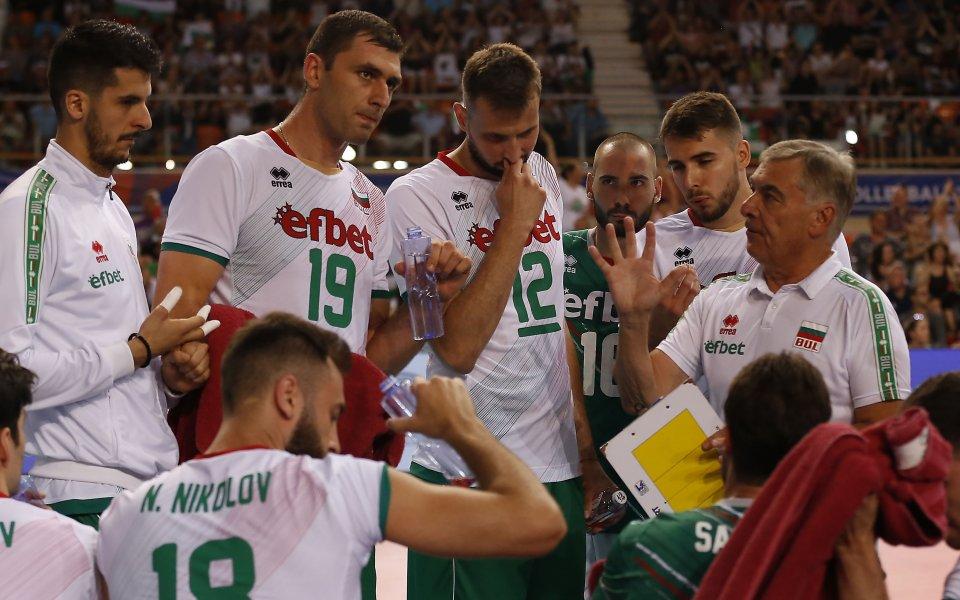 България срази Молдова в приятелска среща 1