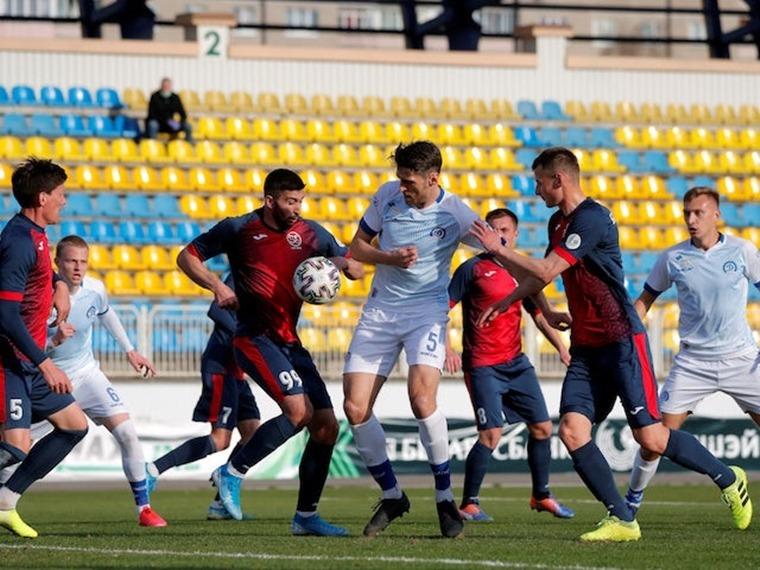 Efbet дава старт на седмия кръг в беларускто първенство 1