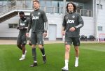 Кавани очаква дебюта си за Ман Юнайтед в дербито с Челси 2