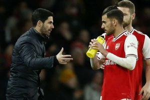 Себайос: Арсенал беше мъртъв преди Артета да поеме клуба