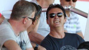Чандъров отхвърли възможността Левски да вземе лиценза на Септември