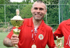 """Чомаков мечтае един ден да е старши треньор на """"Българска армия"""""""