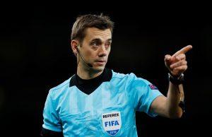 Най-добрият френски съдия ще ръководи дербито между Левски и Славия