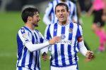 Реал Сосиедад спечели баското дерби с Билбао и остана в топ 3 3