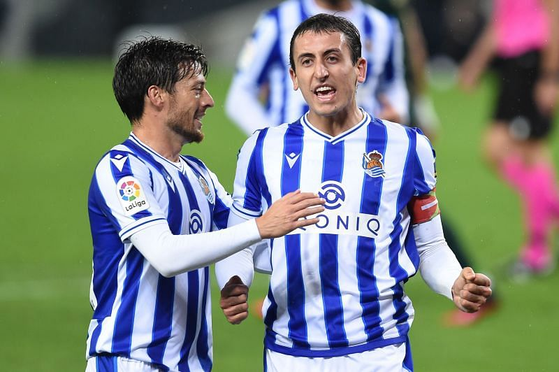 Реал Сосиедад спечели баското дерби с Билбао и остана в топ 3 1