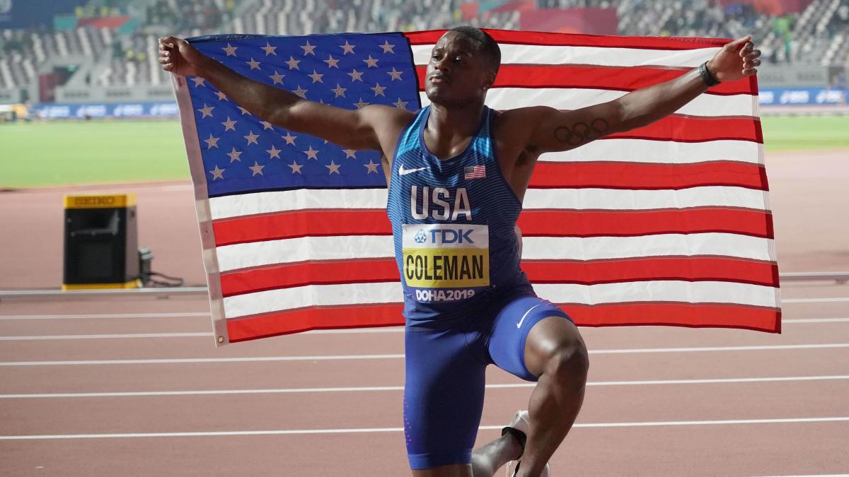 Световният шампион в спринта получи двегодишна забрана 1