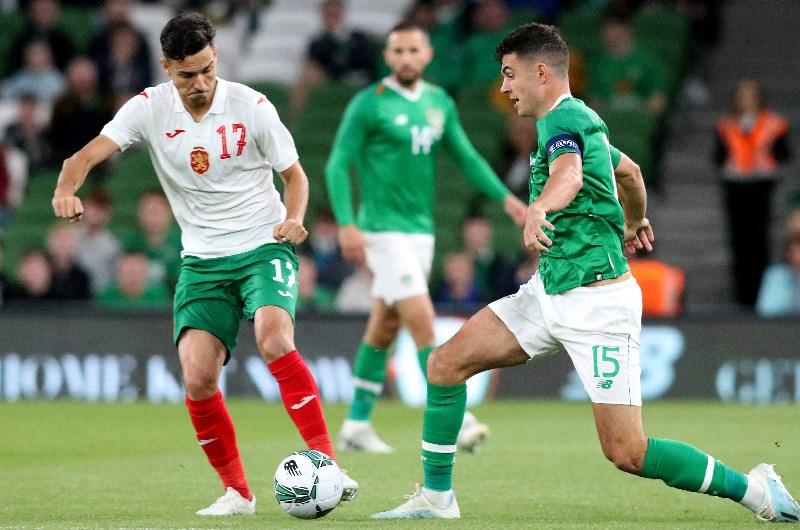 Смяна на съдиите за мача България - Ирландия 1