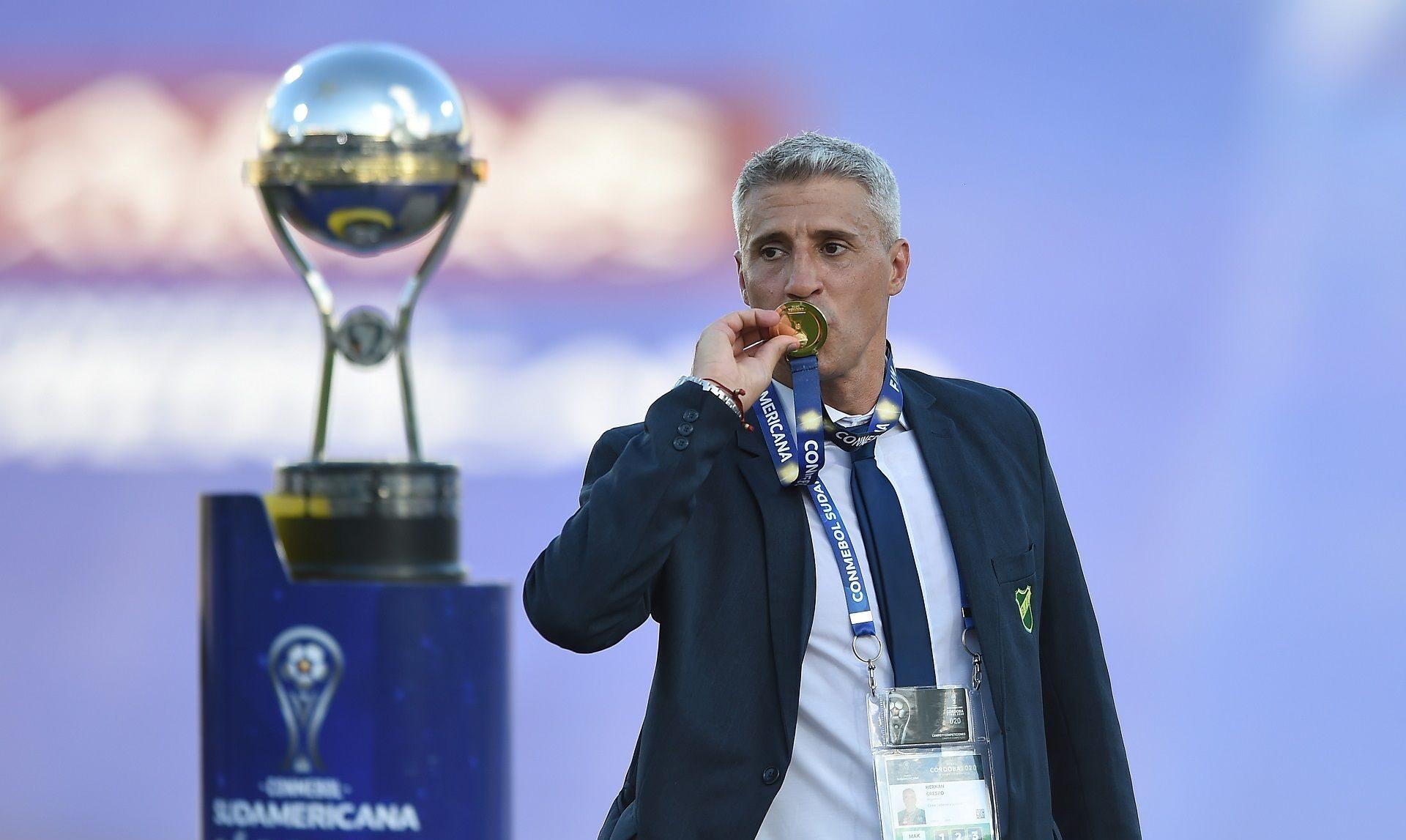 Креспо пише нова история, спечели втория турнир в Южна Америка 1