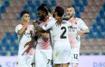 И без Ибрахимович, Милан продължи победния си старт в Серия А 11