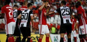 Бруно излиза на манежа за първи дуел срещу Локо (Пловдив)