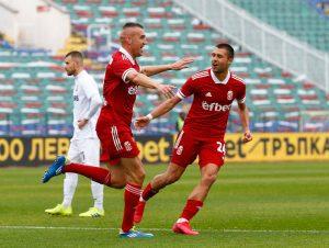 Мартин Камбуров: Нивото на футбола в България е доста прилично