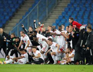 ЦСКА тръгва с домакинство на Клуж и приключва с визита на Рома