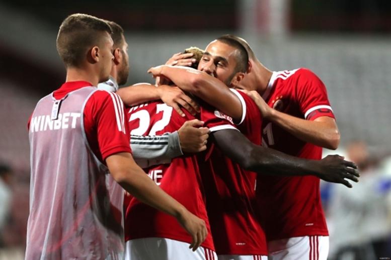 Походът на ЦСКА в Европа продължава след успех над БАТЕ с 2:0 2