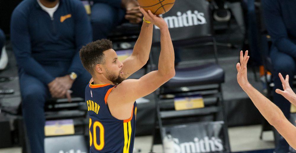 Къри вече е втори в престижна класация в НБА 1