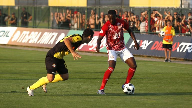 Efbet дава предимство на ЦСКА срещу Ботев Пловдив