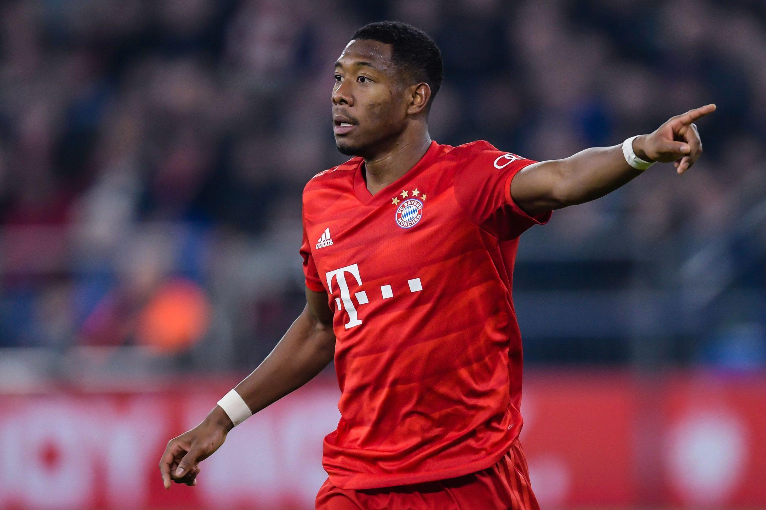 Алаба отново отказа да поднови договора си с Байерн Мюнхен 1