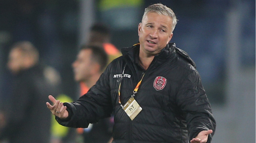Босът на ЧФР Клуж не е респектиран от ЦСКА 1