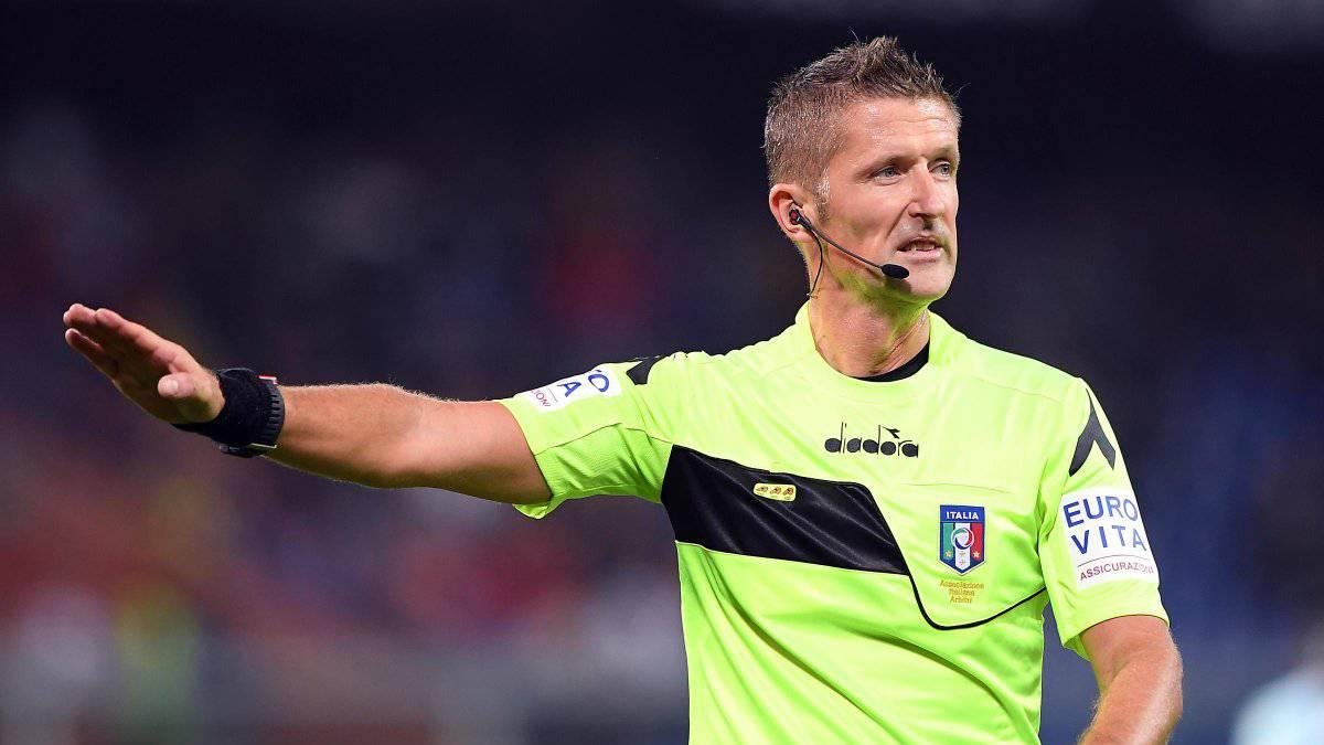 Италианска съдийска бригада ще свири финала на Шампионска лига 1