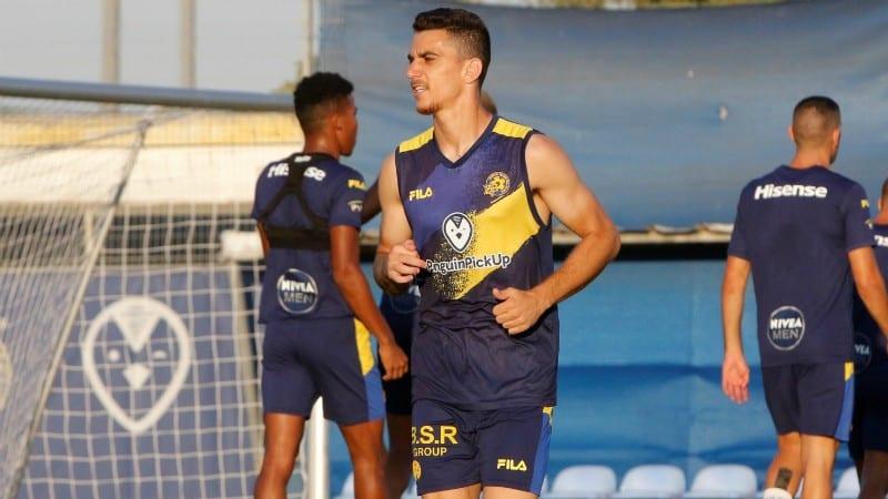 Футболист на Лудогорец класира Макаби Тел Авив напред в ШЛ 1