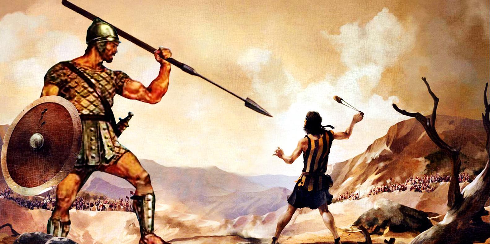 Давид срещу Голиат – как техниката побеждава физическите размери? (ВИДЕО)