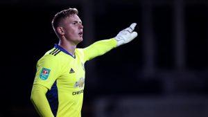 Дийн Хендерсън обмисля да напусне Ман Юнайтед през януари