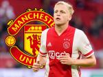 Telegraaf: Ван де Беек подписва с Ман Юнайтед