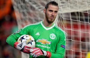 Де Хеа: Представихме се отлично в защита срещу Челси