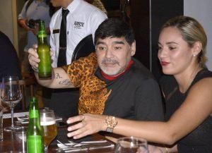 Дон Диего отива в клиника за алкохoлно зависими
