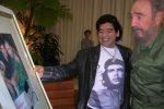Фидел подарил къща на Дон Диего в Хавана 4