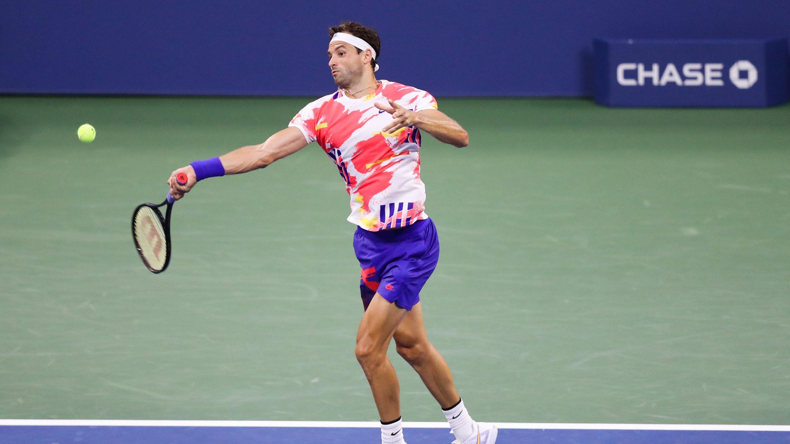 Удивителен Гришо прегази американец на старта на US Open 1
