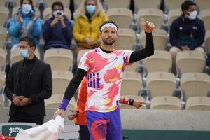 Григор Димитров започва участието си във Виена във вторник
