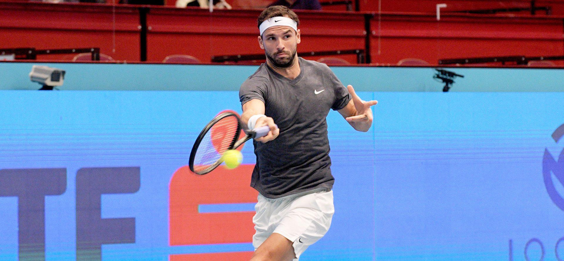 Гришо вече тренира с Ботини, заяви участие за Australian Open 1