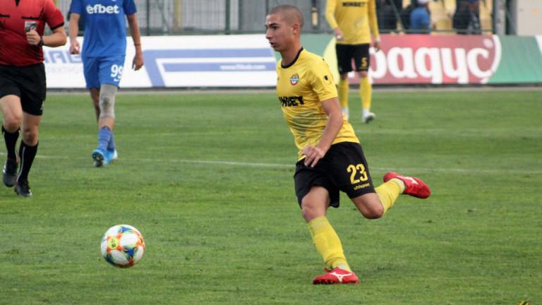 Юноша зарадва Ботев Пловдив след продължения срещу Ботев Гълъбово