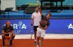 Григор Димитров отстъпи на Доминик Тийм на Adria Tour в оспорван мач