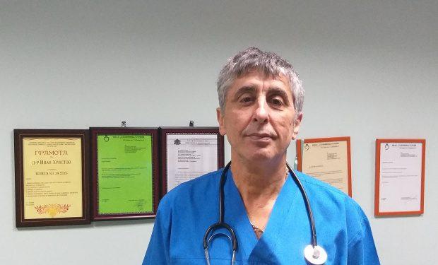 """Д-р Христов: """"COVID-19 порази Кубрат в началото на ноември"""" 1"""